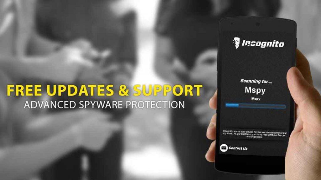دانلود FREE Spyware & Malware Remover 1.0.5.51 - ضد جاسوس و آنتی تروجان حرفه ای اندروید !