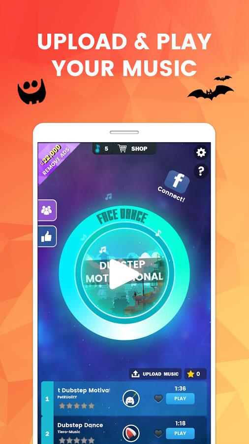 دانلود FaceDance Challenge 5.0 - بازی جالب چالش رقص صورت اندروید + مود
