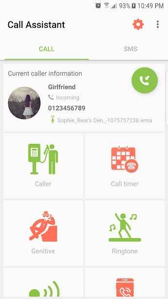 دانلود Fake Call and Sms 4.0.8 - برنامه تماس و پیام کوتاه جعلی اندروید