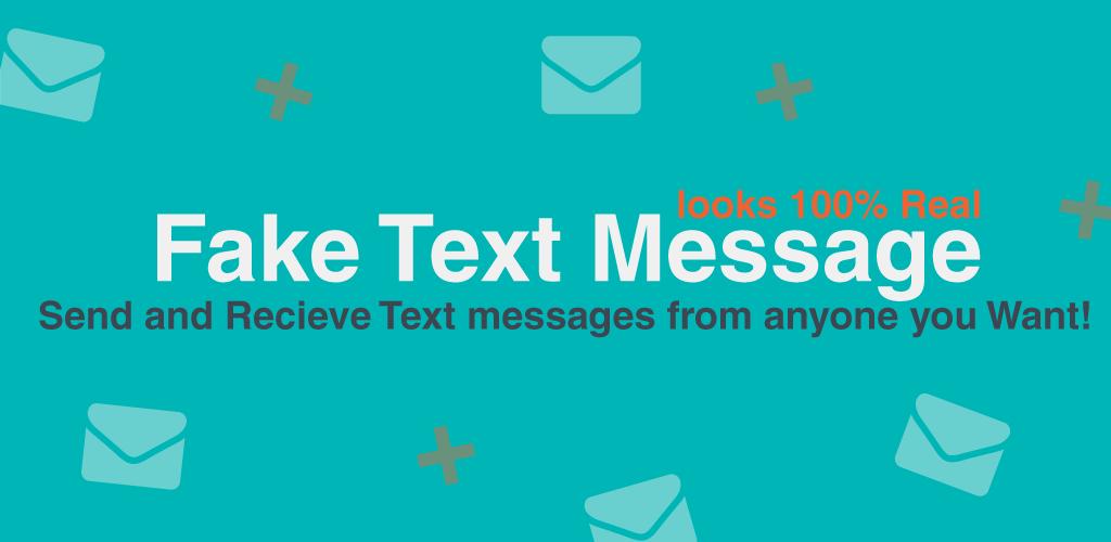 Fake Text Message Premium