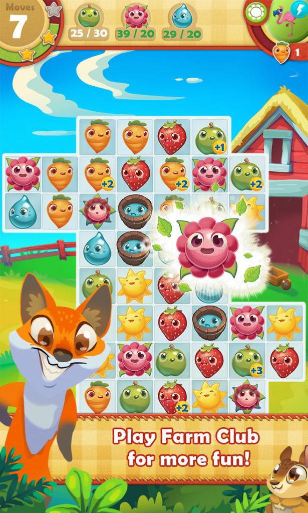 دانلود Farm Heroes Saga 5.30.9 - بازی پازل اعتیادآور