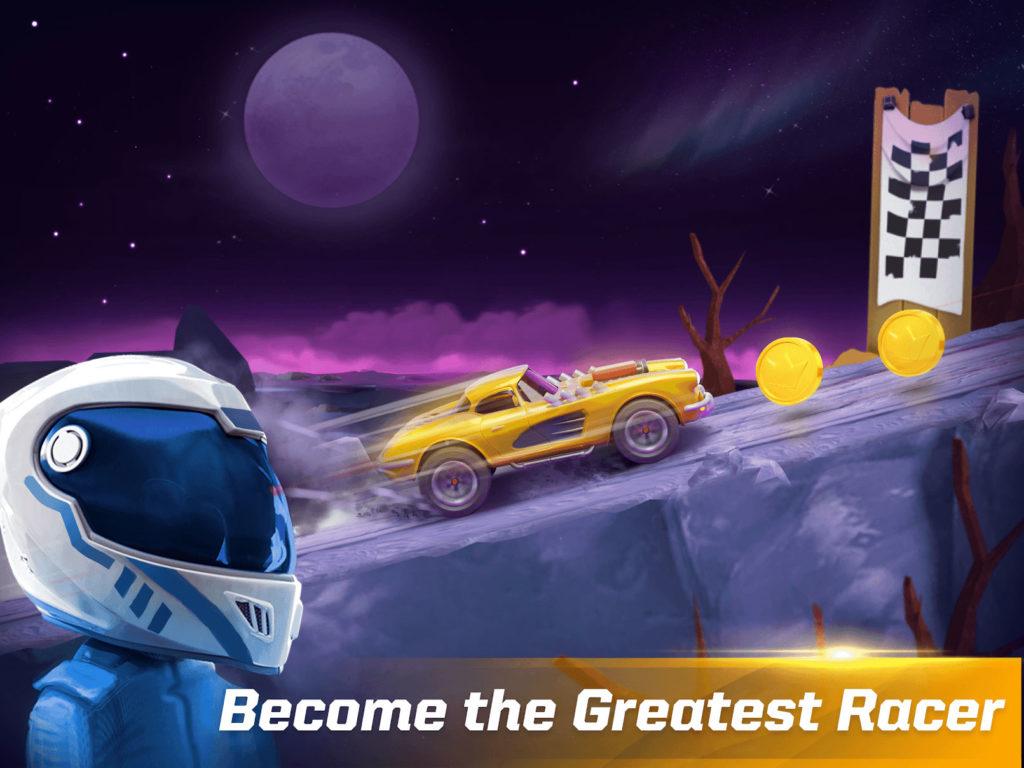 دانلود Fearless Wheels 1.0.22 - بازی ماشین سواری محبوب