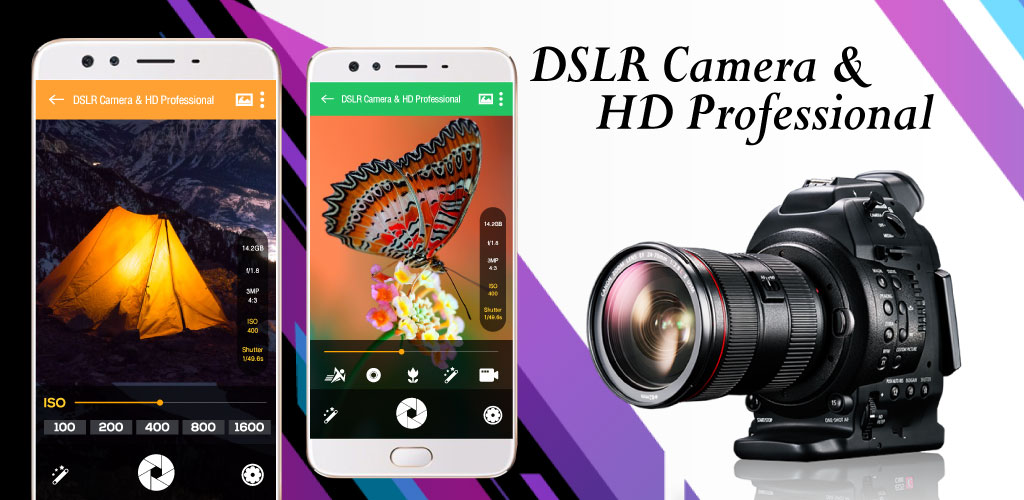 FessyLove DSLR Camera & HD Professional