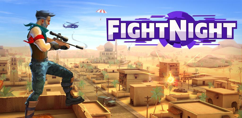 FightNight Battle Royale FPS Shooter