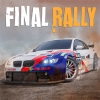 Final Rally Extreme Car Racing Logo 2