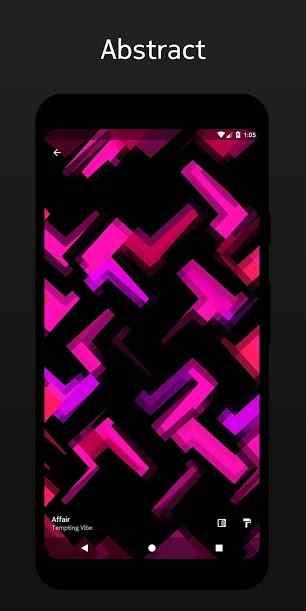دانلود Finnst - AMOLED wallpapers 1.1 - مجموعه والپیپر صفحات امولد اندروید !
