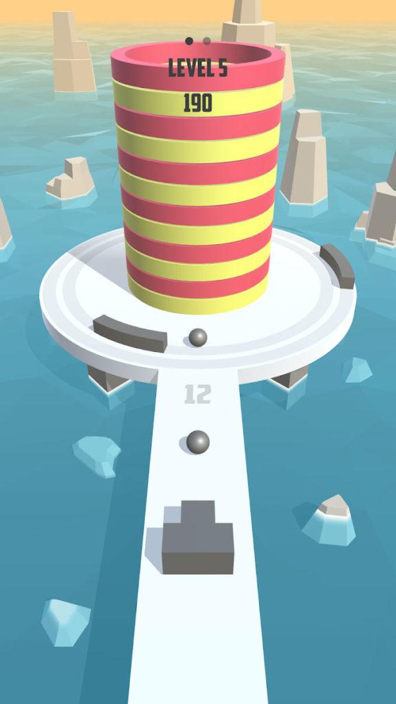 دانلود Fire Balls 3D 1.15 - بازی آرکید پرطرفدار
