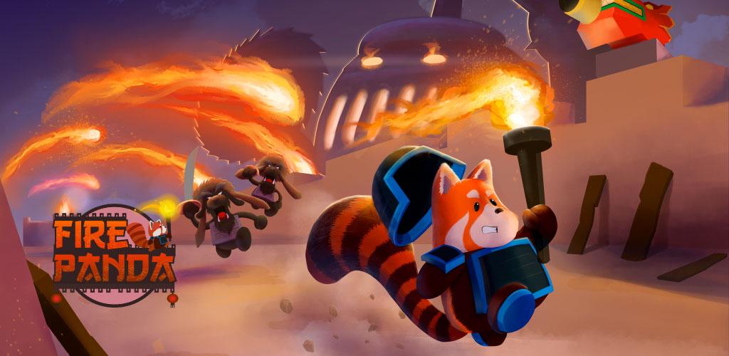 Fire Panda