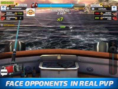 Fishing Clash: Catching Fish Game. Hunting Fish 3D