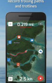 Fishing Points: GPS & Forecast Full