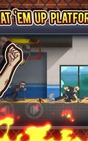 "Fist of Rage 2D Battle Platformer 1 175x280 دانلود Fist of Rage: 2D Battle Platformer 1.4 – بازی اکشن فوق العاده ""مشت های خشم"" آندروید + مود"