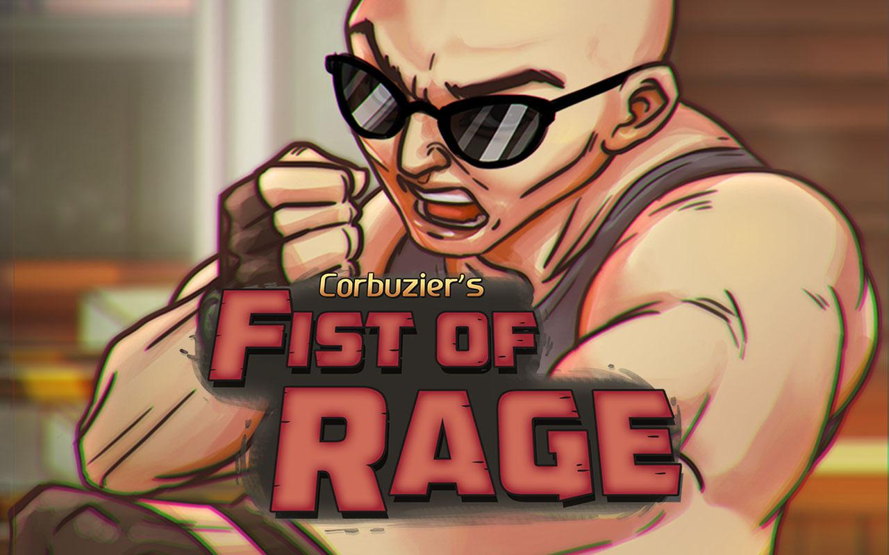 "Fist of Rage 2D Battle Platformer Cover دانلود Fist of Rage: 2D Battle Platformer 1.4 – بازی اکشن فوق العاده ""مشت های خشم"" آندروید + مود"