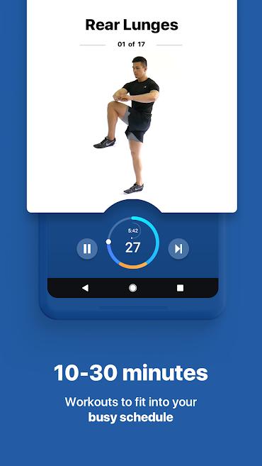 دانلود Fitify Workouts & Plans Full 1.5.4 - مجموعه گسترده تمرینات ورزشی و پر طرفدار اندروید !