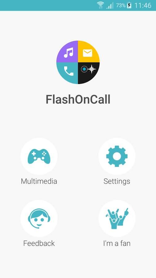 دانلود FlashOnCall Premium 8.0 - فلش هنگام دریافت تماس و پیام اندروید