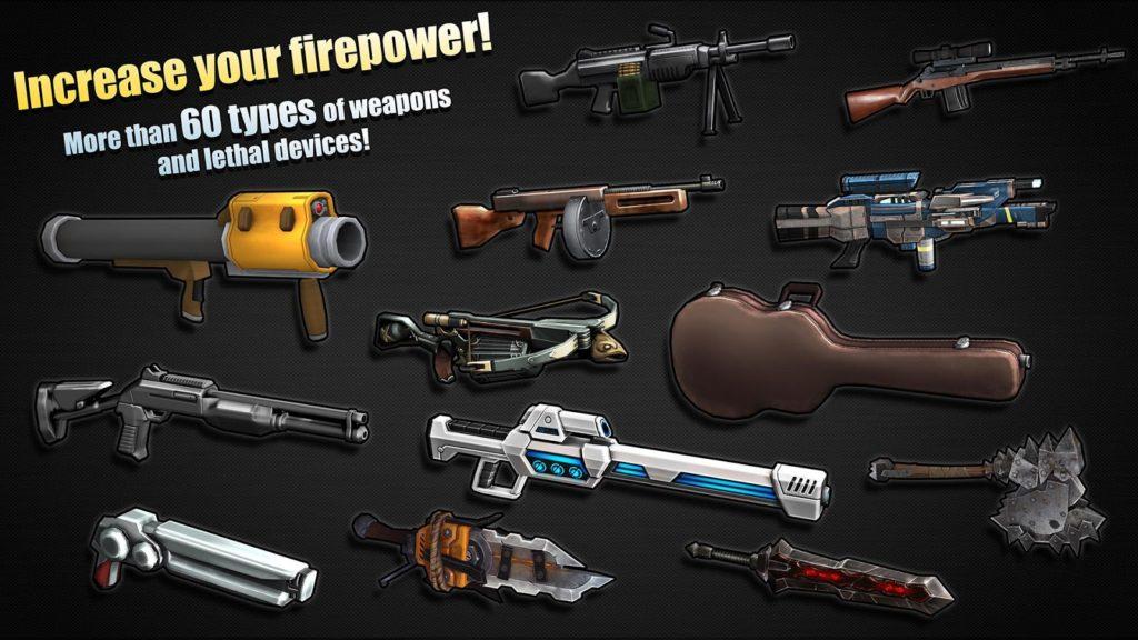 دانلود Flat Army: Sniper War 3.8.2 - بازی اکشن نبرد تفنگداران اندروید + مود