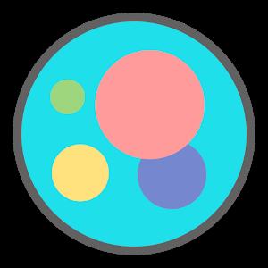 Flat Circle - Icon Pack