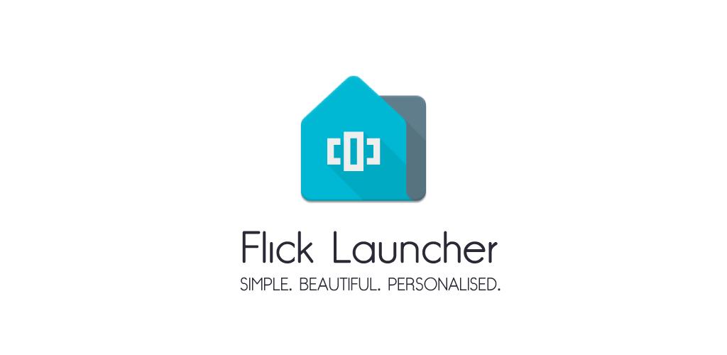 Flick Launcher