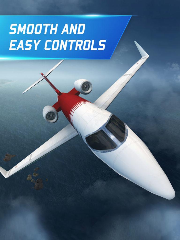 دانلود Flight Pilot Simulator 3D 2.1.11 - بازی شبیه ساز فوق العاده پرواز اندروید + مود
