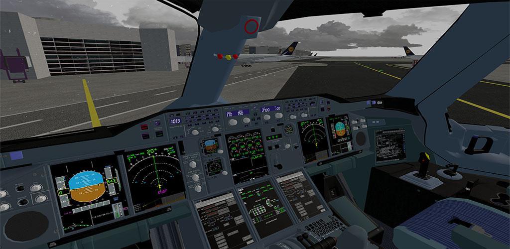 Flight Simulator Advanced