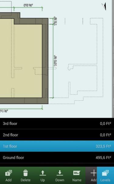 دانلود Floor Plan Creator Full 3.4.2 B-328 - برنامه نقشه کشی عالی اندروید !