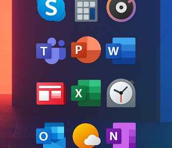 Fluent Icon Pack