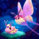 """دانلود Flutter: Starlight Sanctuary 1.620 - بازی تفننی """"خانه ستارگان - شاپرک و نور ماه"""" اندروید + مود"""