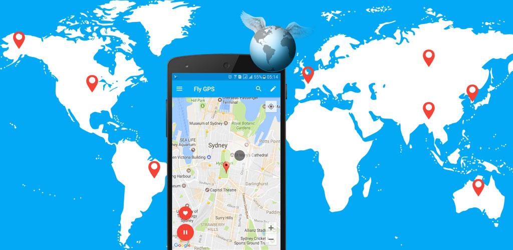 Fly GPS Pro (No Ads)