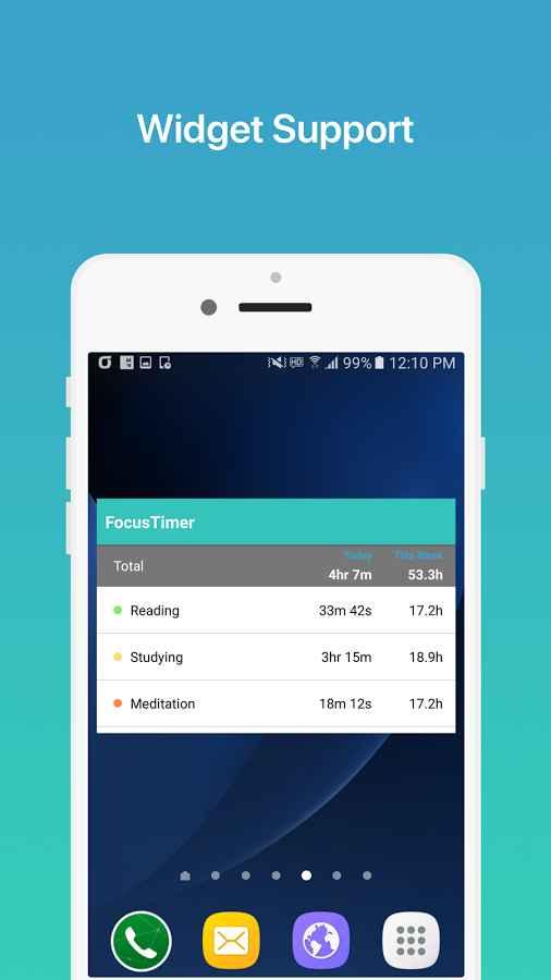 دانلود FocusTimer Pro: Habit Changer 1.8.2 - برنامه افزایش تمرکز اندروید