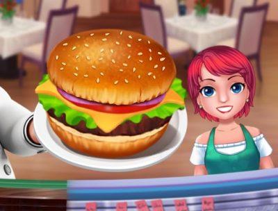 Food Court Fever: Hamburger 3