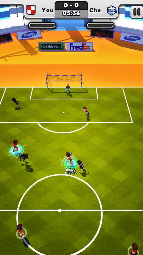 دانلود Football Fred 1.153 - بازی ورزشی هیجان آور