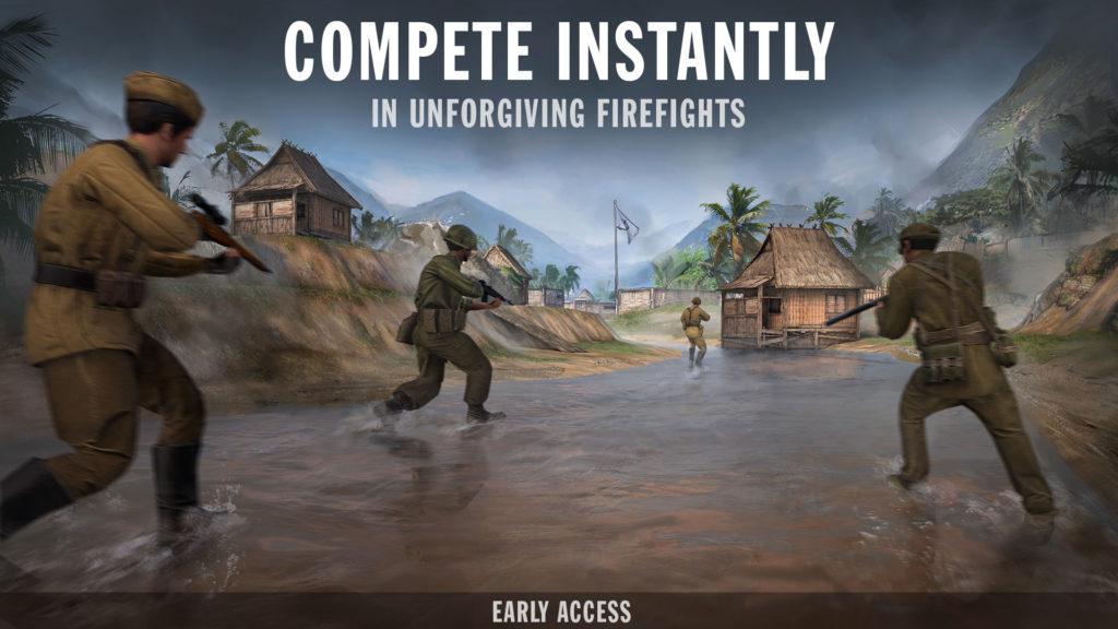 دانلود Forces of Freedom (Early Access) 3.8.2 - بازی اکشن