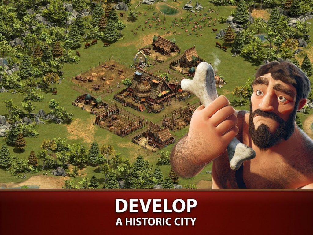 """دانلود Forge of Empires 1.126.3 - بازی استراتژی فوق العاده """"بنای امپراطوری"""" اندروید !"""