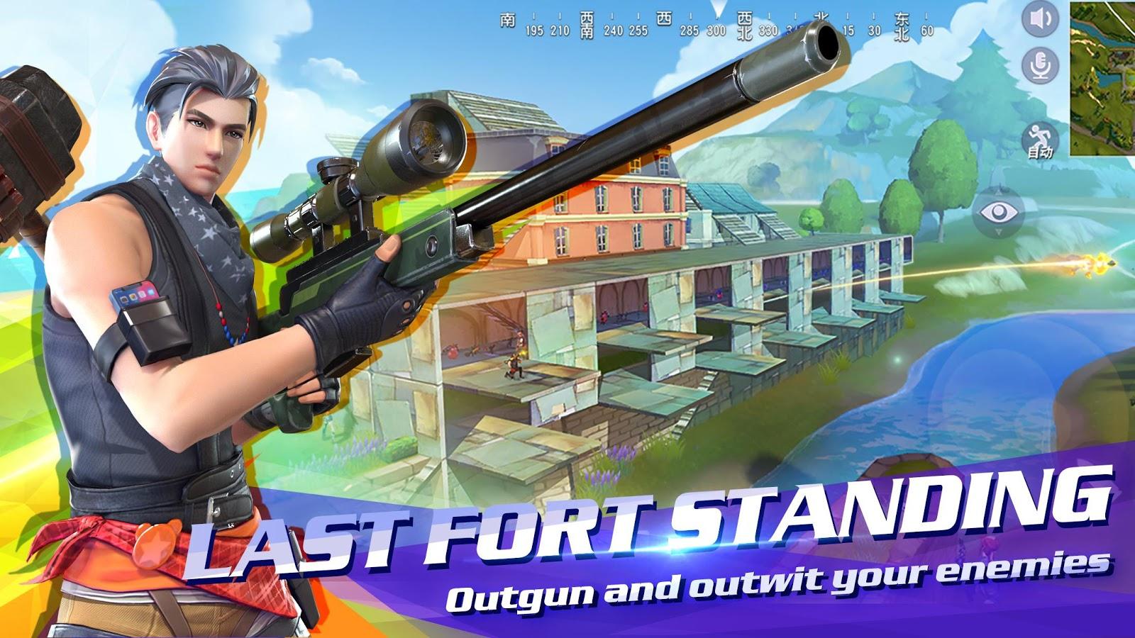دانلود FortCraft 0.10.115 - بازی اکشن فوق العاده
