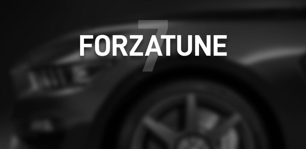 ForzaTune 7 — Forza Tuning Calculator