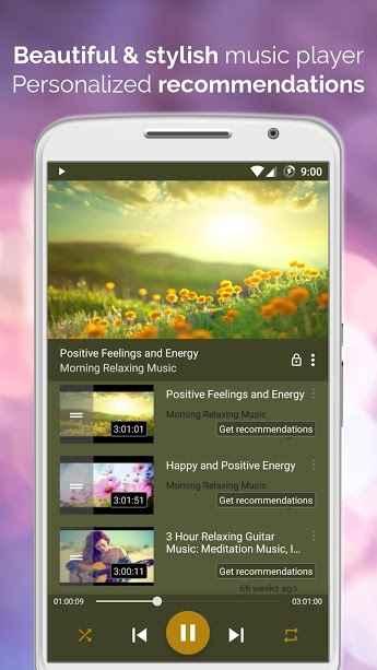 دانلود Free Music Player, Music Downloader, Offline MP3 1.333 - برنامه موزیک آنلاین پر امکانات و خاص اندروید !