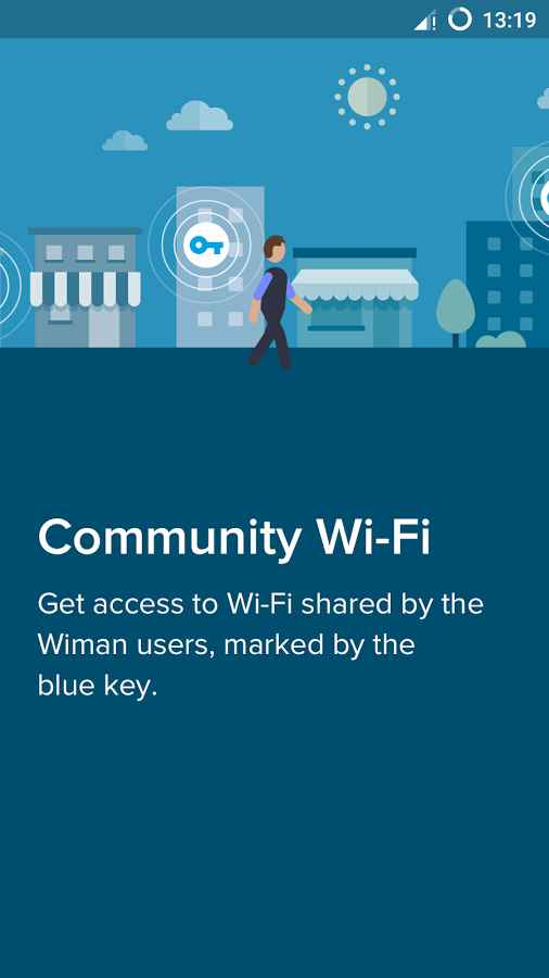 دانلود Free WiFi - Wiman 3.2.170440 - شبکه جهانی وای فای رایگان اندروید