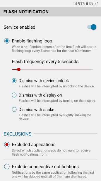 دانلود FrontFlash Notification 2.3.3 - اطلاع رسان جادویی اندروید !