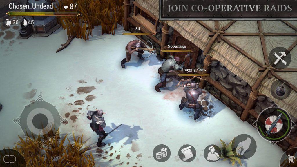 دانلود Frostborn 0.5 b101756 - بازی اکشن - ماجراجویی خارق العاده