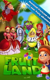"Fruit Land 1 175x280 دانلود Fruit Land 1.9.9 – بازی پازل ""سرزمین میوه ها"" آندروید + مود"