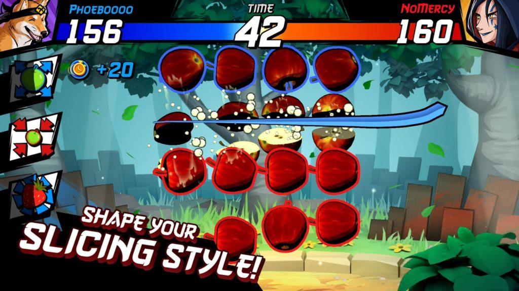 دانلود Fruit Ninja Fight 1.44.0 - بازی مبارزه برش میوه اندروید + مود
