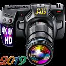 Full HD 2019 8K Camera