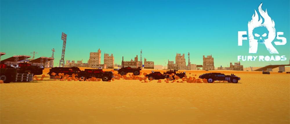 دانلود Fury Roads Survivor - بازی بازمانده جاده های خشم اندروید + مود