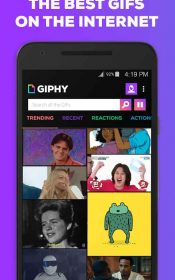 GIPHY Animated GIFs Search Engine.1 175x280 دانلود GIPHY – Animated GIFs Search Engine 2.7.2 – مجموعه تصاویر گیف آندروید !