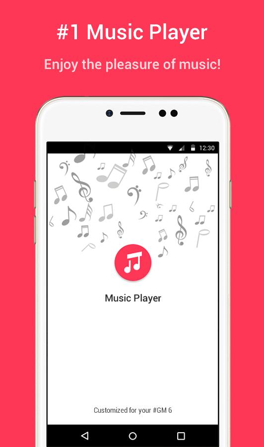 دانلود GM Music 1.0.31 - نرم افزار پخش موزیک فوق العاده اندروید + GO