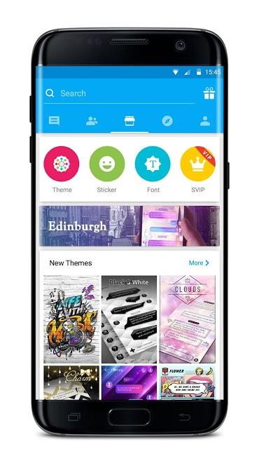 دانلود GO SMS Pro Premium 7.88 - گو اس ام اس اندروید + پکیج پلاگین و زبان ها + تم ها + فونت ها + استیکرها