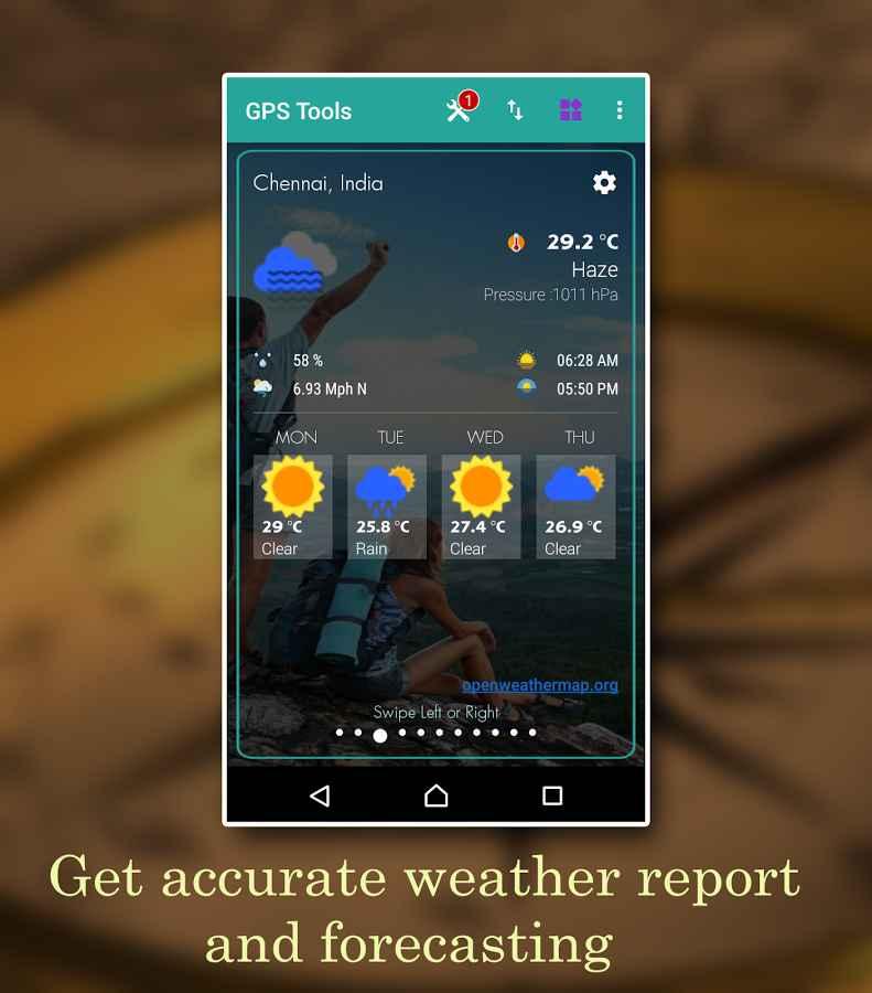 دانلود GPS Tools Full 2.8.9.8 - مجموعه ابزار جی پی اس اندروید !