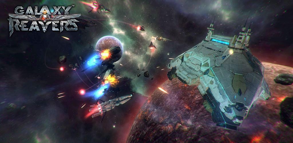Galaxy Reavers - Starships RTS