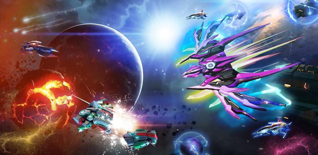 Galaxy Shooter-Space War Shooting Games