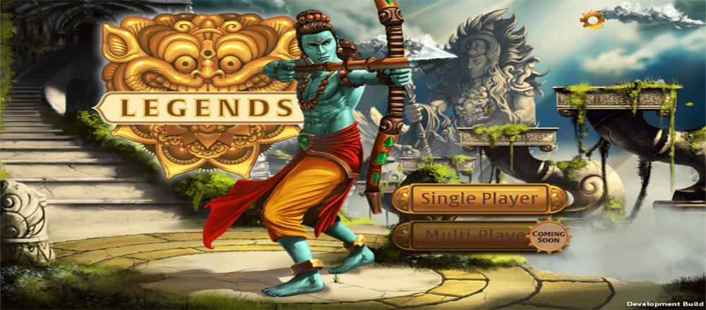 """دانلود Gamaya Legends - بازی اکشن عالی """"افسانه گامایا"""" اندروید + مود + دیتا"""