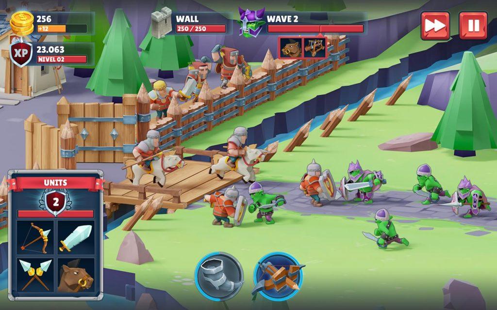 دانلود Game of Warriors 1.1.12 - بازی استراتژی
